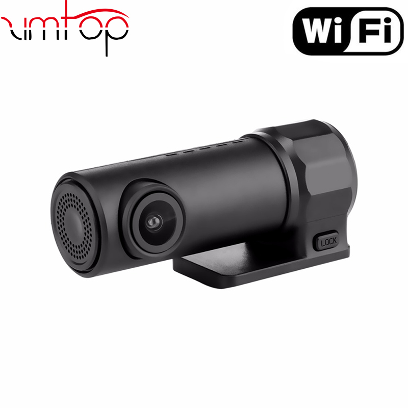 mini WiFi Dash Cam 1080P FHD Night Vision Car DVR Recorder Wireless Snapshot Auto Car Camera Rotatable Lens Camcorder